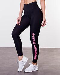 Core Essential Leggings Black
