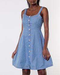 Kelly Dress Light Blue Denim