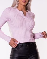Gilaya Half Placket Knit Winsome Orchid