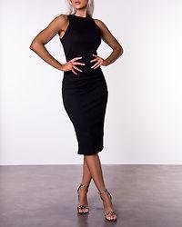 Lavender Calf Dress Black