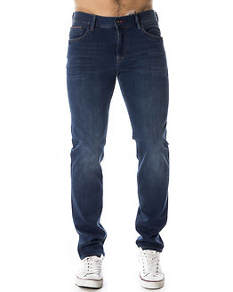 Bleecker Streator Blue Denim