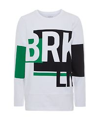 Brody Long Sleeve Top Bright White