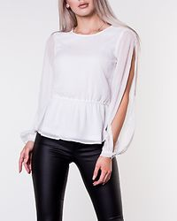 Ebba Top White