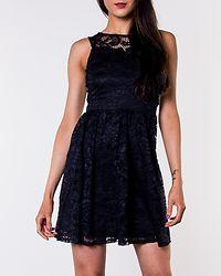 Dicte Lace Dress Night Sky