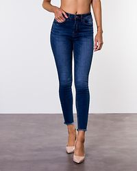 Mika Skinny High Super Medium Blue Denim