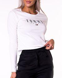 TJW Slim Lala Tee White