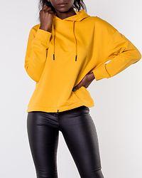 Laya Hood Sweat Golden Rod