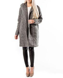 Hoff Jacket Grey Melange