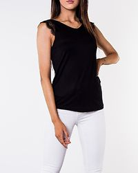 Ladelina Lace Top Black