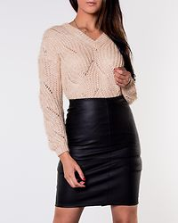 Celina Midi Skirt Black
