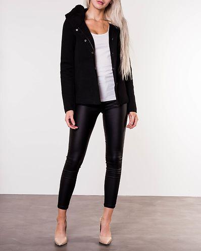 Sedona Short Jacket Black Solid 36f5fabb13