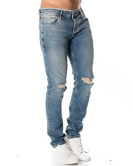 Glenn Original 166 Blue Denim
