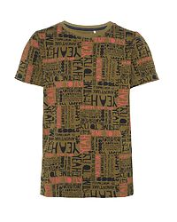 Ted Top Camp Burnt Olive
