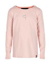 Chrissy T-Shirt Longsleeve Rose Smoke