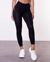 Fitness Curve Tights Black