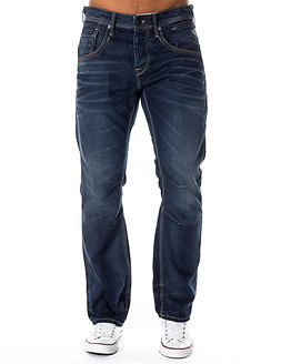Boxy Leed 979 Blue Denim