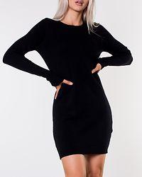 Marco Knit Dress Black