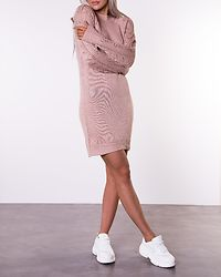 Aviaja Knit Dress Adobe Rose