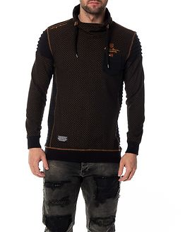 WAM Sweater Black Peru