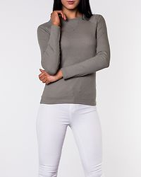 Selina Round Neck Top Sage Green
