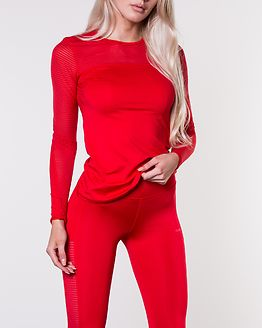 Miko Long Sleeve Red