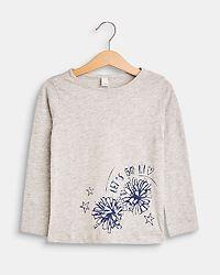 Longsleeve Shirt Heather Grey
