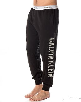 Modern Cotton Jogger Black