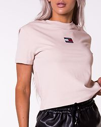 TJW Tommy Center Badge Tee Smooth Stone