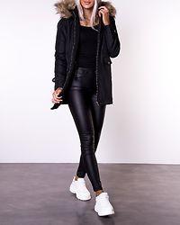 Lou Jacket Black