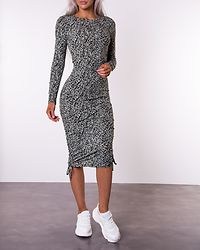 Dorit Dress Lily Pad/Forest