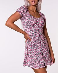 Feral All Over Print Dress