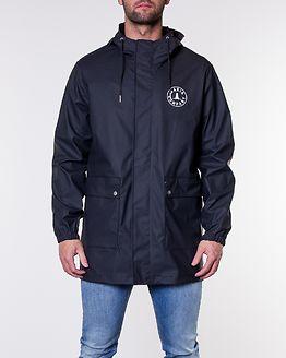 Company Rain Jacket Navy