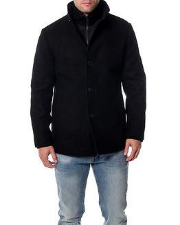 Joe Wool Jacket Black