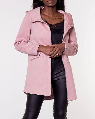 Nala Ruby Hooded Spring Coat Rose Tan Melange a8e7f829ec
