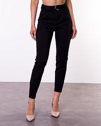 Eva Loose Belt Pant Black