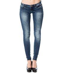 Coral Jeans Gua Medium Blue Denim