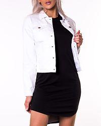 Hot Soya Denim Jacket Bright White