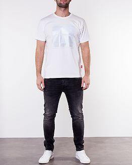 Tyga Reflective T-Shirt White