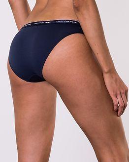 3-Pack Bikini Rose Tan/Mecca Orange/Navy Blazer