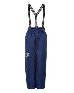 Snow Pant Medieval Blue