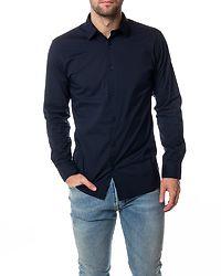 Donephil Shirt Navy Blazer