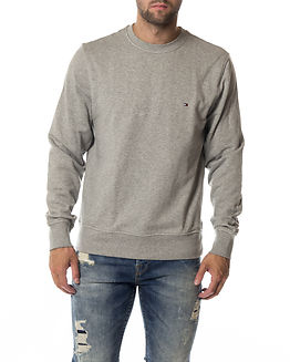 Core Cotton Sweatshirt Cloud Heather