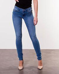 Seven Shape Up Slim Jeans Light Blue Denim