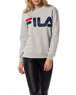 Classic Logo Sweater Light Grey Melange
