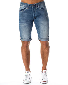 Cash Short Denim Blue
