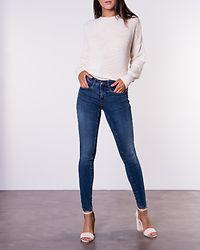 Miranda Push-Up Jeans Medium Blue