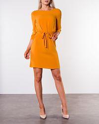 Laia 3/4 Sleeve Dress Golden Oak