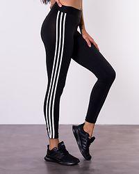 Essentials 3-stripes Tights Black