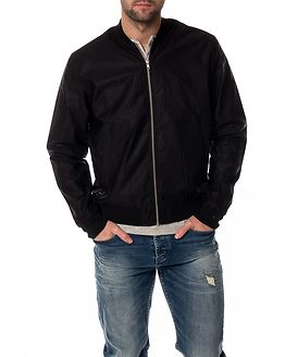 Departure Jacket Black