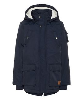 Madoc Parka Jacket Sky Captain